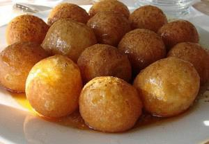 Incredible Greek loukoumades