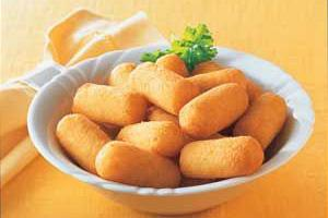 Incredible potato croquettes