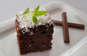 Σοκολατένιο ραβανί