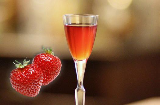 Λικέρ φράουλα