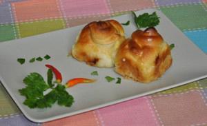 Μαντί (Μικρασιάτικη συνταγή)