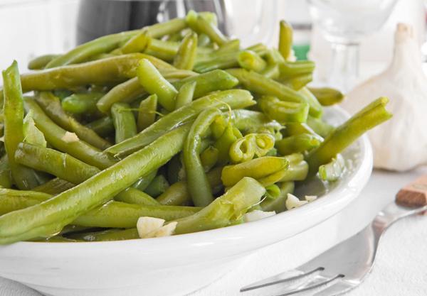 Σαλάτα με φασολάκια φρέσκα