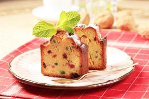 Κέικ με σταφίδες