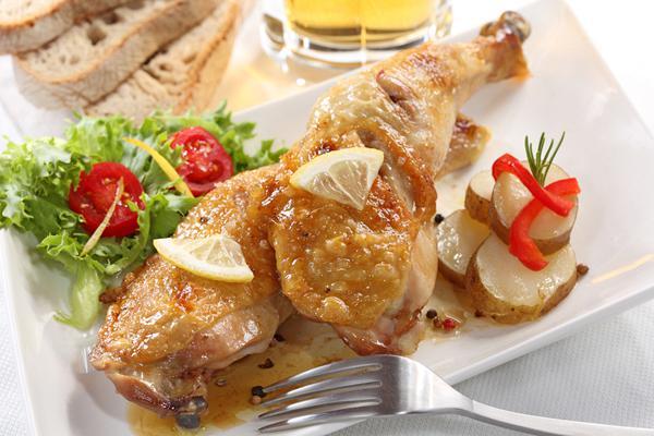Κοτόπουλο κλέφτικο με μπύρα