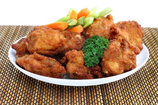 Κοτόπουλο τηγανητό