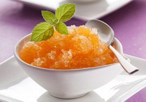 Γρανίτα πορτοκάλι
