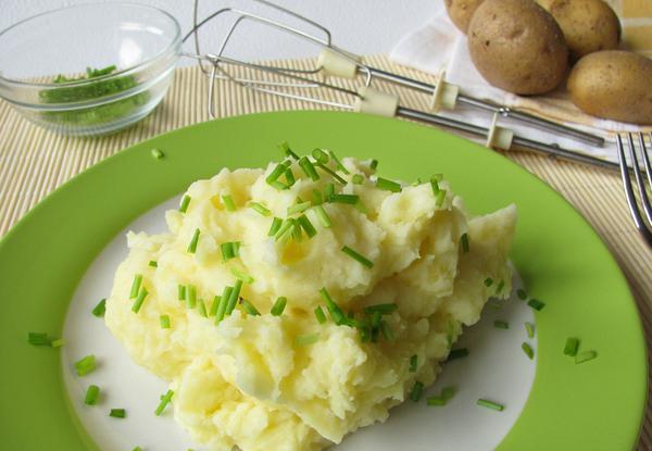 Πουρές πατάτας