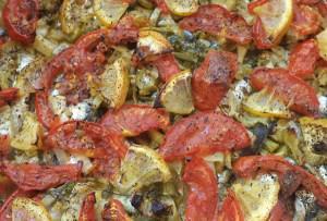 Σαρδέλες με φινόκιο στον φούρνο