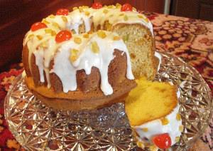 Κέικ φρούτων