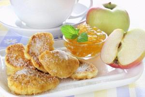 Μήλα τηγανητά