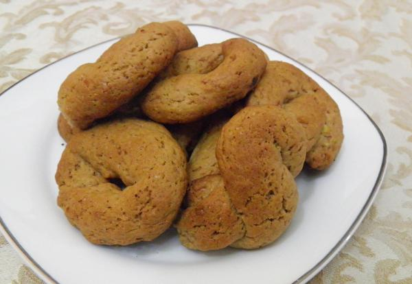 Cocoa Banana cookies