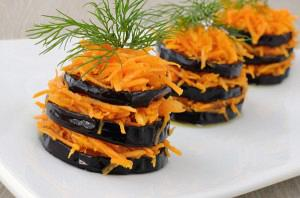 Special eggplant dish
