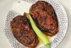 Eggplants Imam Bayildi