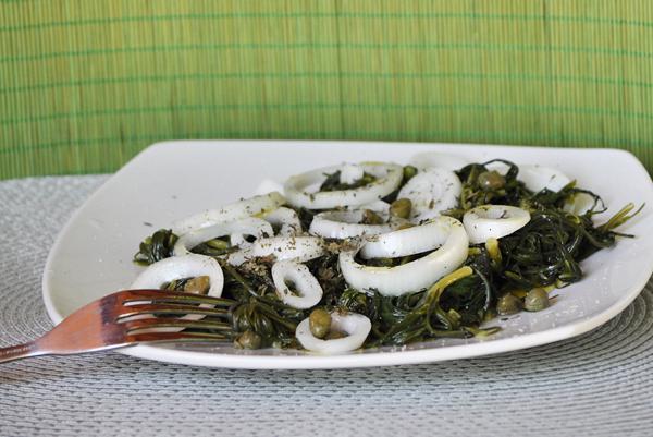 Σαλάτα με αρμυρίκια