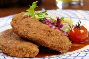 Σνίτσελ από μοσχαρίσιο κρέας