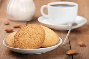 Cookies πικραμύγδαλο