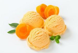 Παγωτό βερίκοκο