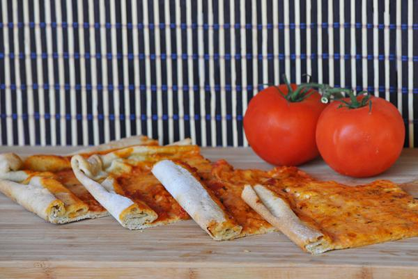 Πίτσα με μοτσαρέλα