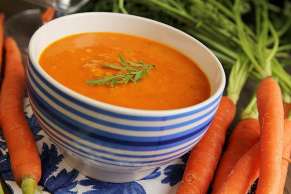 Σούπα καρότου