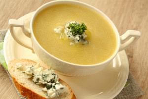 Roquefort soup