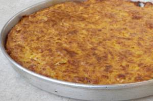 Ζυμαρόπιτα με κολοκύθα