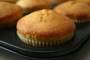Muffins βανίλια