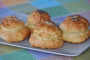 Mini bread loaves