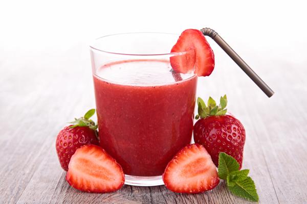 Χυμός φράουλα